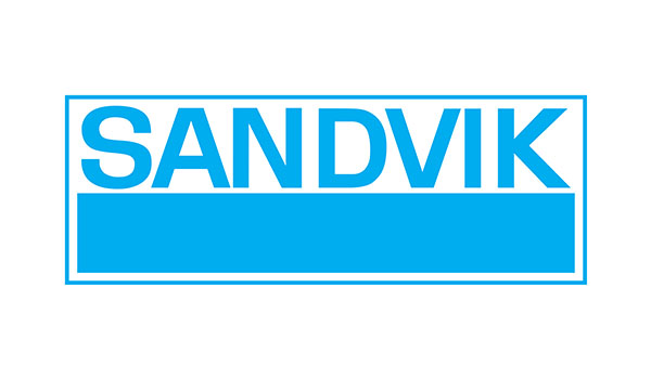 Supplier  0005 Sandvik Logo